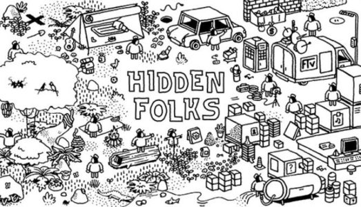 Hidden Folks Free Download (v1.6.4)
