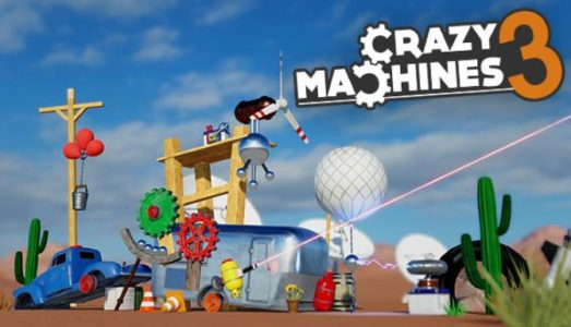 Crazy Machines 3 Free Download