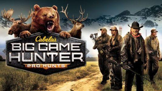 Cabelas Big Game Hunter Pro Hunts Free Download