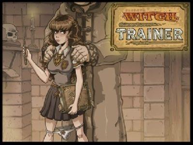 Akaburs Witch / Hermione Trainer Free Download