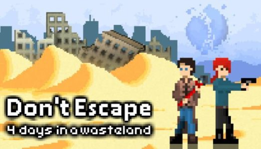 Dont Escape: 4 Days in a Wasteland Free Download (v1.2.1)
