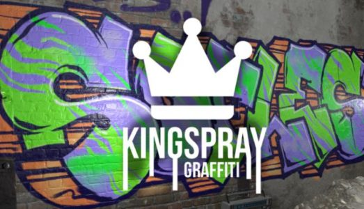 Kingspray Graffiti Free Download