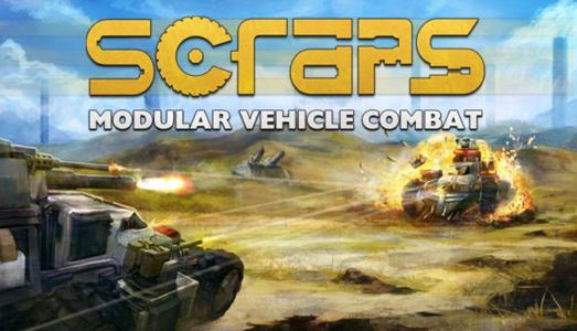 Scraps: Modular Vehicle Combat Free Download (v0.5.6.1)