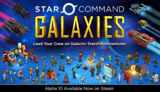 Star Command Galaxies Free Download (Beta 2.1)