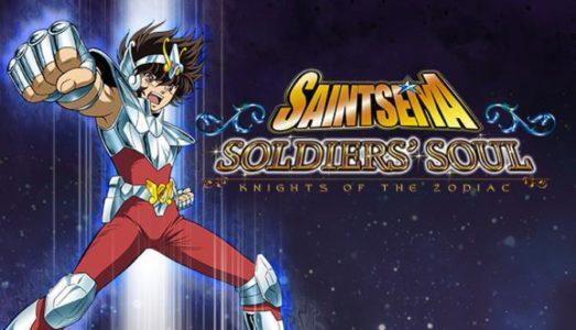 Saint Seiya: Soldiers Soul Free Download