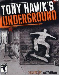 Tony Hawks Underground Free Download