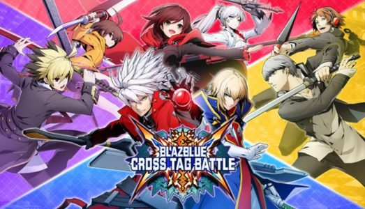 BlazBlue: Cross Tag Battle Special Edition Free Download (v2.02)