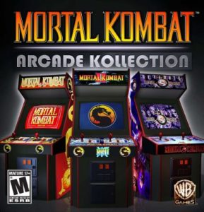 Mortal Kombat Arcade Kollection Free Download