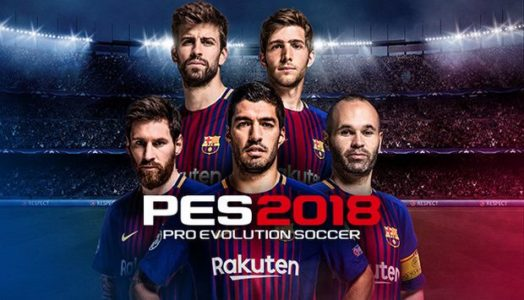 PRO EVOLUTION SOCCER 2018 Free Download (FULL UNLOCKED)