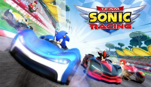 Team Sonic Racing Free Download (FULL UNLOCKED)