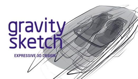Gravity Sketch VR Free Download