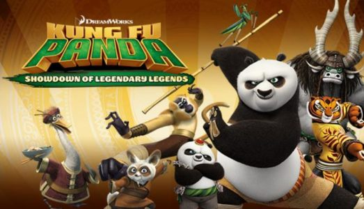 Kung Fu Panda Showdown of Legendary Legends Free Download
