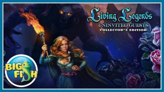 Living Legends: Uninvited Guests Collectors Edition Free Download