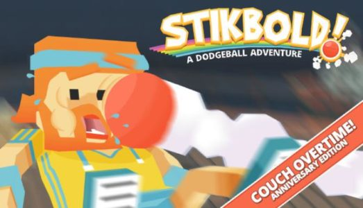 Stikbold! A Dodgeball Adventure Free Download (Couch Overtime Update)