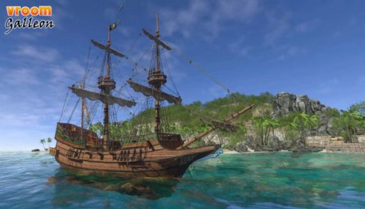 VROOM: Galleon Free Download