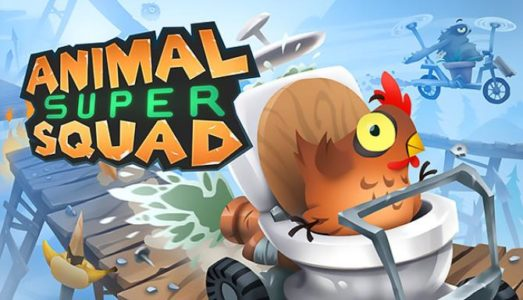 Animal Super Squad Free Download (v1.3.0)