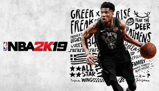 NBA 2K19 Free Download (v1.08)