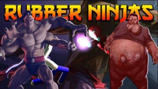 Rubber Ninja's Free Download