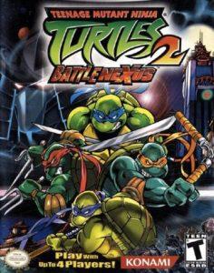 Teenage Mutant Ninja Turtles 2: Battle Nexus Free Download