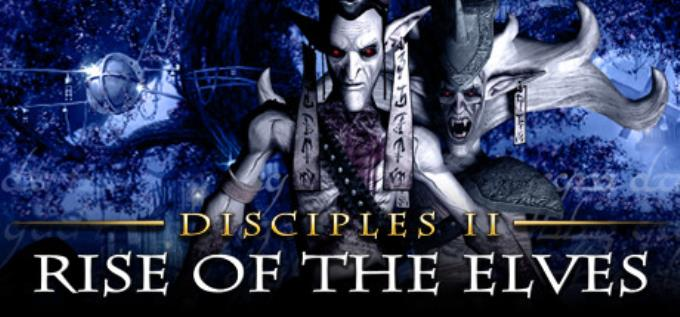Disciples II: Rise of the Elves