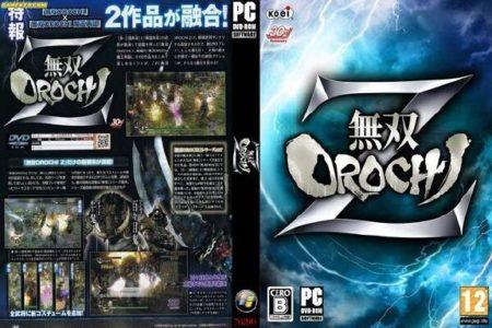 Musou Orochi Z Free Download