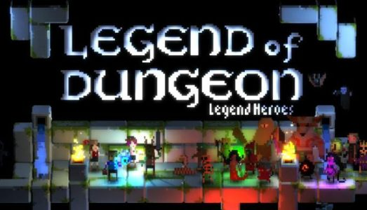 Legend of Dungeon Free Download (Mermaid v0.4)