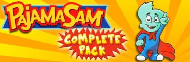 Pajama Sam Complete Pack Free Download