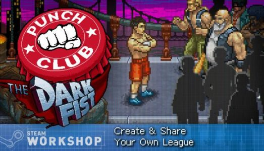 Punch Club Free Download (Deluxe Edition v1.32 The Dark Fist DLC)