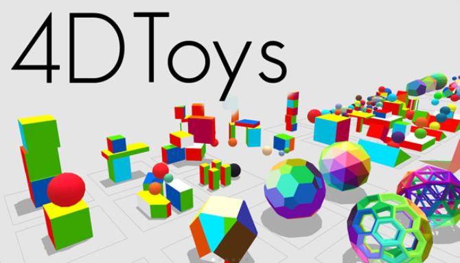 4D Toys Free Download (v1.0.2)