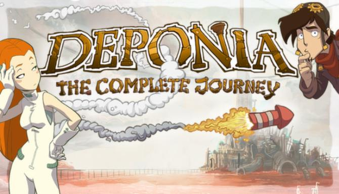 Deponia: The Complete Journey Free Download