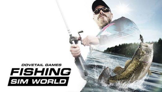 Fishing Sim World Free Download (ALL DLC)
