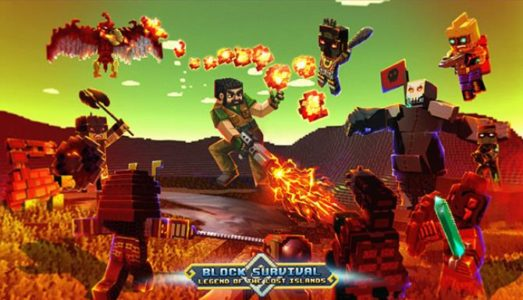 Block Survival: Legend of the Lost Islands Free Download (v1.0.6)