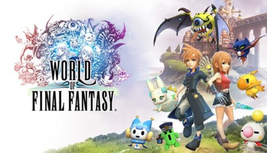WORLD OF FINAL FANTASY Free Download (MAXIMA)