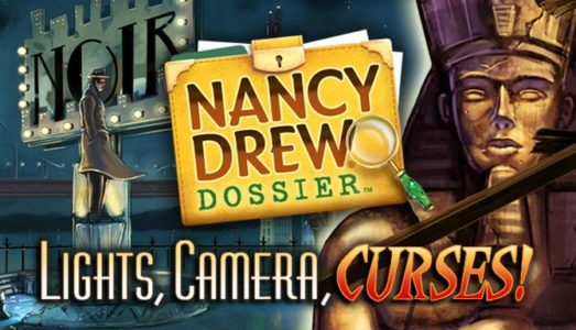 Nancy Drew Dossier: Lights, Camera, Curses! Free Download