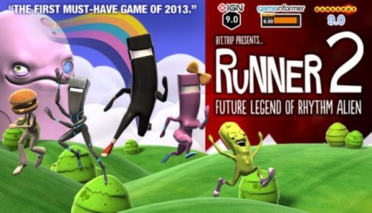 BIT.TRIP Presents… Runner2: Future Legend of Rhythm Alien Free Download