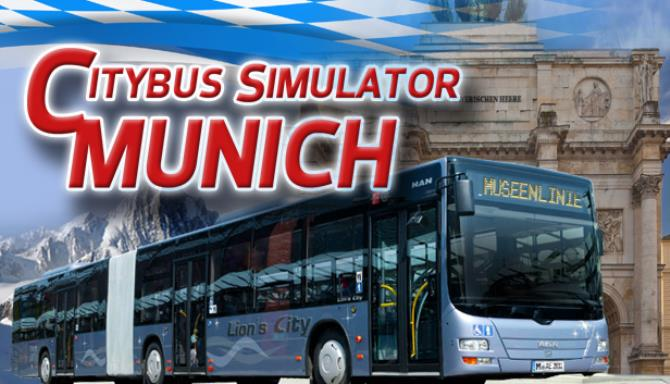 Munich Bus Simulator Free Download (v1.2)