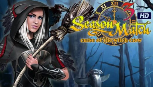 Season Match 3 Curse of the Witch Crow Free Download