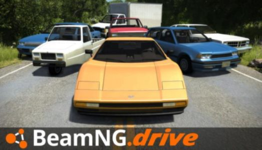 BeamNG.drive Free Download (v0.18.4.1)