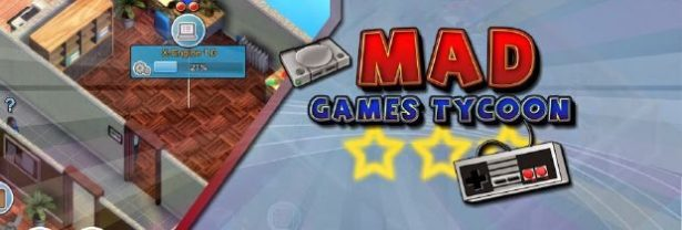 Mad Games Tycoon Free Download (v1.171020A)