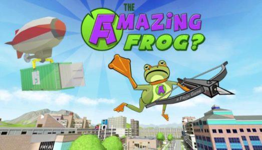 Amazing Frog? Free Download (v3 Beta)