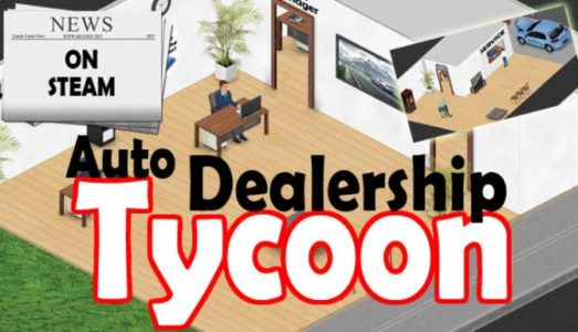Auto Dealership Tycoon Free Download (v2.0.1)