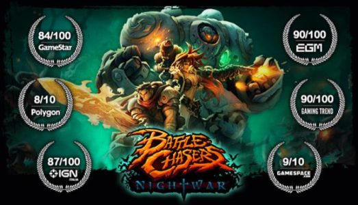 Battle Chasers: Nightwar Free Download (v23636)
