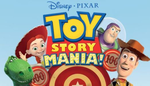 Disney•Pixar Toy Story Mania! Free Download