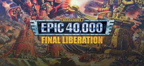 Final Liberation: Warhammer Epic 40,000 Free Download