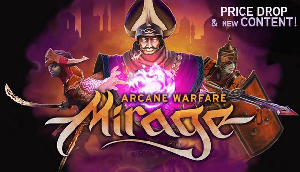 Mirage: Arcane Warfare Free Download