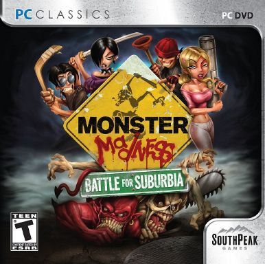Monster Madness: Battle for Suburbia Free Download
