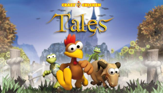 Moorhuhn Crazy Chicken Tales Free Download