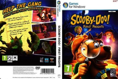 Scooby-Doo First Frights Free Download