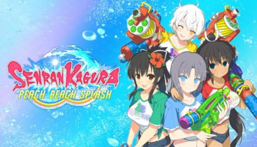 SENRAN KAGURA Peach Beach Splash Free Download (v1.08 ALL DLC)