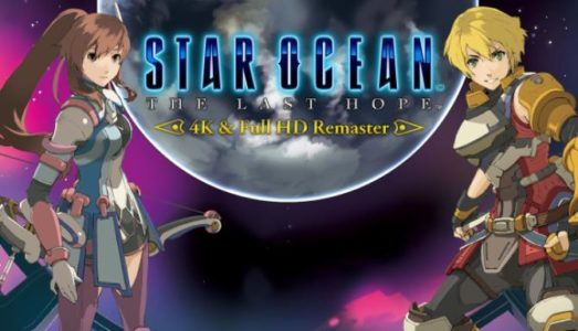 STAR OCEAN THE LAST HOPE 4K Full HD Remaster Free Download (CPY)